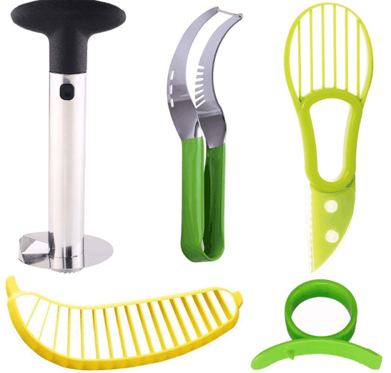 Fruit Cutter Set – 5pc