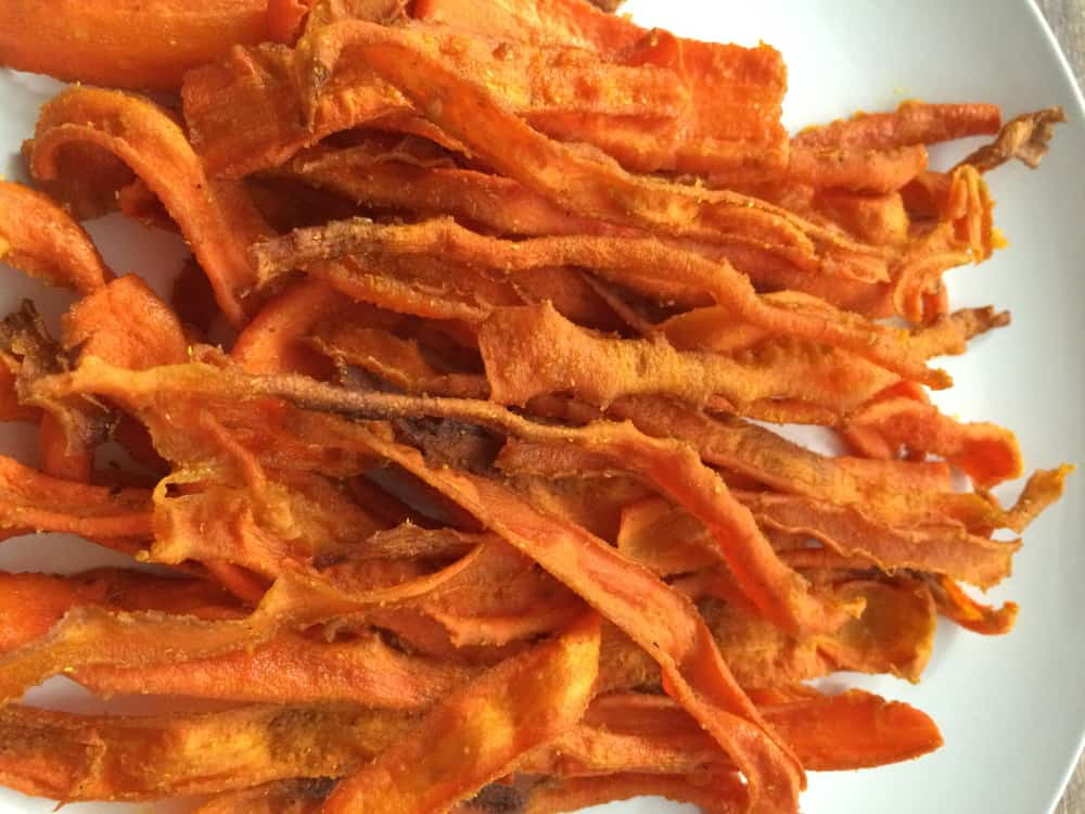 ideas on how to make an Healthy Chips