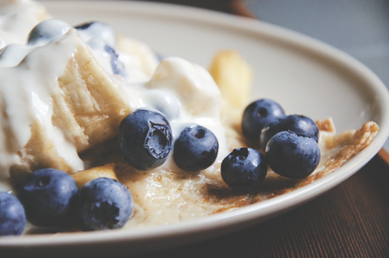 healthy baked sweets