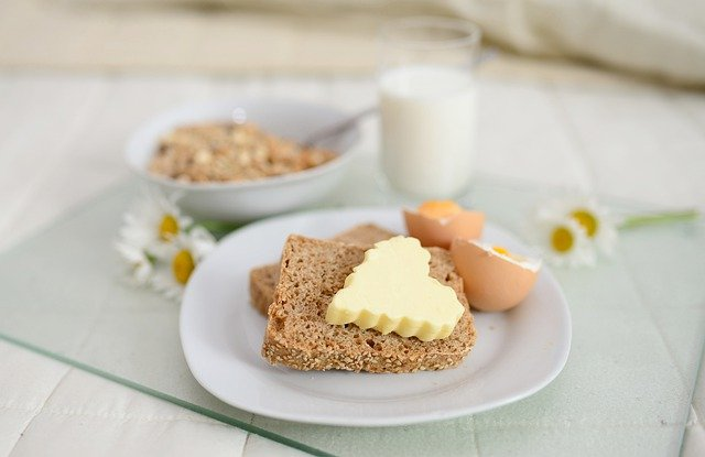 healthy butter substitute for baking