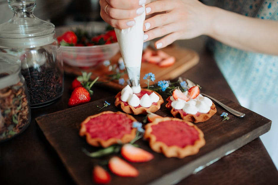healthy baked desserts recipes